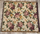 Vintage Mowhak Tapestry Throw Bed Wall Hanging 51 x 57 in