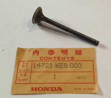 Valvola scarico - Exhaust valve - Honda VF500F NOS 14721-KE8-000
