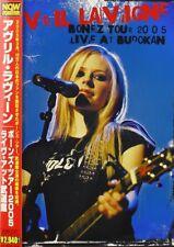 Bonez Tour 2005 Live At Budokan - Avril Lavigne (2008, CD NEU)