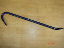 "Paramo Sheffield England  30"" 760mm Crow Pry Bar Nail Remover Wrecking Lever"