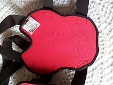 Corpetto paracostole Resistente Fibra Carbonio OMP Kart Body Protection Kk047e Nero Carbon Look M
