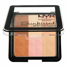 Nyx Radiant Finishing Powder Blush Rfp 02 - Sunkissed
