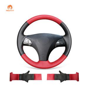 DIY Leather Car Steering Wheel Cover for Lexus ES ES240 ES250 GS GS350 2009 2010