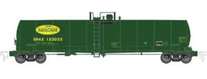 Atlas Master HO Scale Dana Railcare DNAX ACF 23,500 Gallon Tank Car 20-003-164