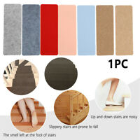 Stair Tread Home Non Slip Decoration Protection Cover Carpet Self Adhesive Pad