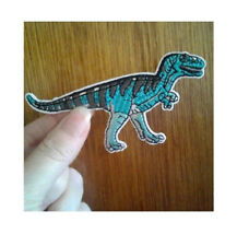 Dinosaur - Science - Prehistoric - Museum - Iron On Patch - G