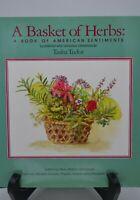 Ltd Edition Tasha Tudor A Basket of Herbs Book 1st Edition Mint