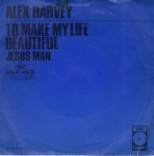 7inch ALEX HARVEY to make my life beautiful HOLLAND BLUE COVER EX (S0554)