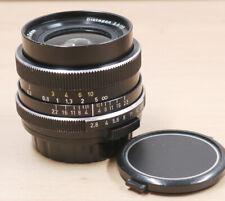 "Carl Zeiss Distagon 2,8/35 mm  QBM  ""Made in Germany""   12 Monate Gewähr"