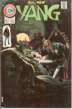 YANG (1973-1976 CH) 7 F+  April 1975 COMICS BOOK