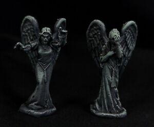Angel Of Sorrow (x2) (Reaper Miniatures, plastic, painted)