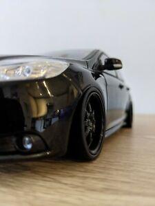 Modified Minichamps Ford Focus St 1/18