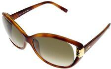 Fendi Sunglasses Womens Light Havana FS5152 218 Oval