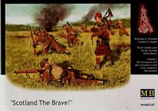 Master Box 1/35 Scotland the Brave! WWII British Infantry # 3547