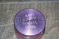 In-Hand -  Anti Social Social Club ASSC Coffee Bean Medical Grinder Pink