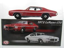Acme 1972 LeMans GTO in Red A1801210