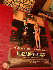 Elizabethtown Double-Sided Movie Poster One Sheet Rare Not Folded 27 x 40
