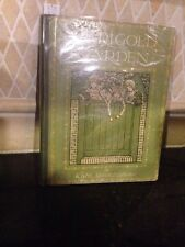 Marigold Garden Kate Greenaway Warne & Co New York printed Evans No Date