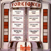 Foreigner - Records CD (1996) LIke New Condition. FAST SHIPPING