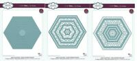 Creative Expressions - Sue Wilson Craft Dies - Noble Collection Hexagon