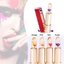 4pcs Waterproof Lipstick Lip Flower Jelly Temperature Change Color Kailijumei PK