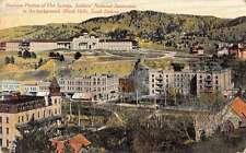 Black Hills South Dakota Soldiers Sanitarium Birdseye Antique Postcard K21183