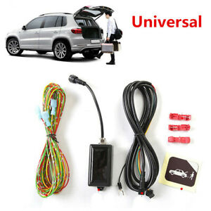 1Set Car SUV Pickup Foot Sensor Automatic Trunk Release Opener Kits w/Open/Close