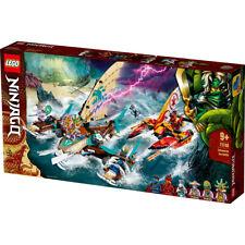 Lego Ninjago Catamaran Sea Battle Building Set 71748