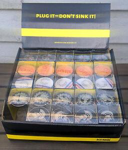 sink plugs/ Waschbeckenstöpsel, Trojan/ Working Class/ Oi! Oi!/ Boots...