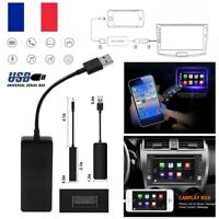 12v USB Câble dongle for iOS/Apple Carplay Android Voiture Car Navigation Player