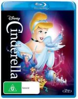 Cinderella - Disney Blu-ray Region Free [New & Sealed]