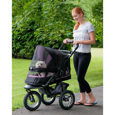 """Pet Gear Nv No-Zip Pet Stroller-""""2"""" Colors Avail-*Free Shipping In The U.S.*"""