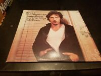 Bruce Springsteen Darkness On The Edge Of Town Vinyl Record LP - Rock