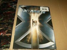 X-Men DVD Used.