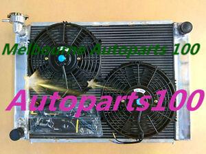 Radiator&Fans HOLDEN Commodore Statesman Caprice VL VN VG VP VR VS V8 5L HSV SS