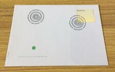 Switzerland 2017 FDC Letter vs Email Selfie 1v Set Cover Reflective Stamps