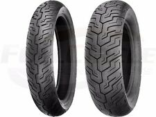 Shinko Cruiser/Touring SR733 SR734 Front & Rear Tire Set 130/70-18 & 160/80-16
