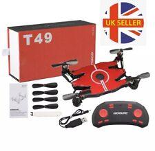 T49 Camera Drone 720p Ultrathin Wifi Ultrathin Drone