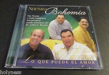 NUESTRA BOHEMIA / LO QUE PUEDE EL AMOR / CD / MINT