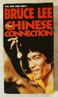 The Chinese Connection VHS 1972 Martial Arts Lo Wei Bruce Lee 1993 GoodTime NTSC