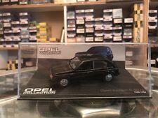 IXO Opel Kadett GTE 5DR Black 1/43 VGC Vauxhall Astra Mk1