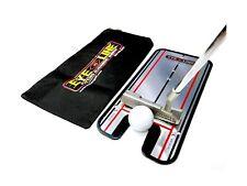 EyeLine Golf Genuine Putting Alignment Mirror Оne Ра�k Has Slots for The Drill