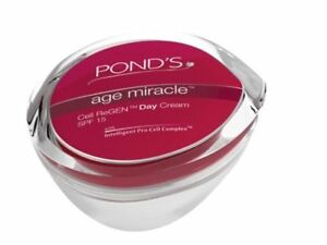 POND'S Age Miracle Cell ReGEN SPF 15 PA++ Day Cream, 35 gm free shipping