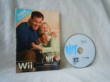 RARE Retail Nintendo Wii / DS Promotional DVD Disc Target Toys R Us Game Stop