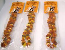 1 RAW BALTIC AMBER DOG/CAT  COLLAR 30-35 cm