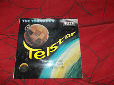 the Tornados telstar - Jungle Fever - pop'eye Twist -  Love and Fury 454.008 S
