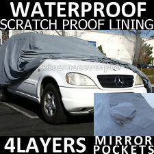 2004 2005 Mercedes ML350 ML500 Car Cover Waterproof