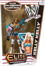 WWE ELITE Collection Series #17_KELLY KELLY figure with Divas Champhionship Belt
