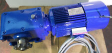 SEW-Eurodrive 2.5kW Electric Motor GearBox 46RPM With 230v Brake Gear-Motor