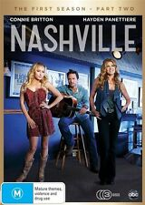Nashville : Season 1 : Part 2 (DVD, 2014, 3-Disc Set)  New, ExRetail Stock D81